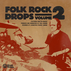 Drumdrops Folk Rock Drums Volume 2