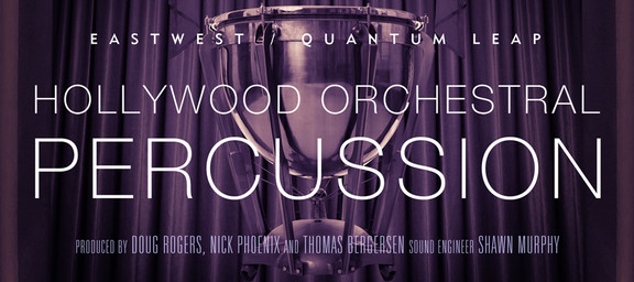 EastWest / Quatum Leap Hollywood Orchestral Percussion