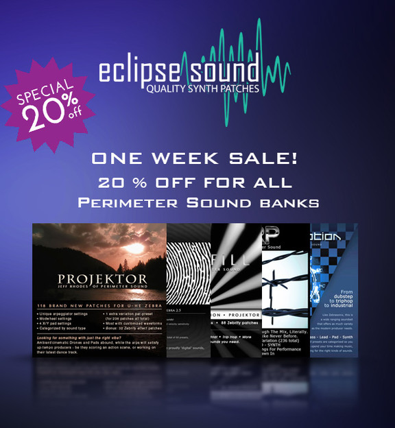 Eclipse Sound Zebra 2 sale