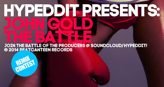John Gold - The Battle remix contest