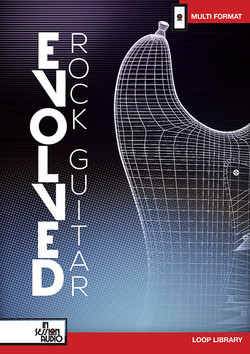 In Session Audio Evolved Rock Guitar