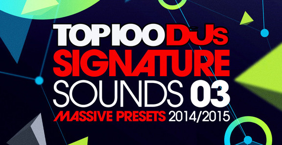 Loopmasters Top 100 DJs Signature Sounds 03