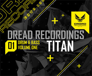Loopmasters Dread Recordings Vol 1 - Titan