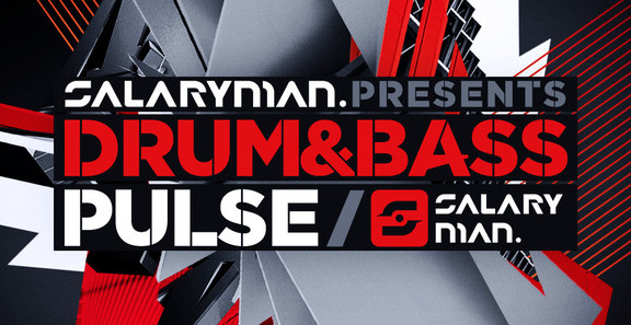 Salaryman Drum & Bass Pulse