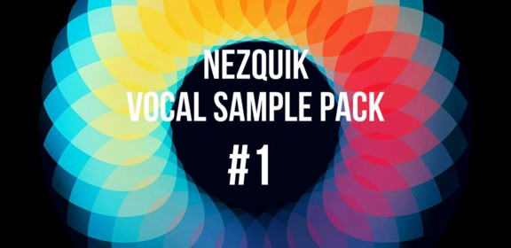Nezquik Vocal Sample Pack