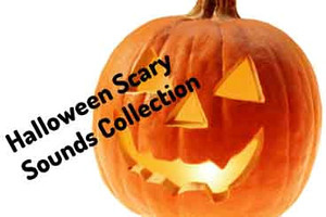 Halloween Orange Scary Sounds