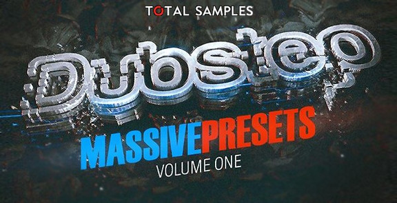 Total Samples Dubstep Massive Presets Vol. 1