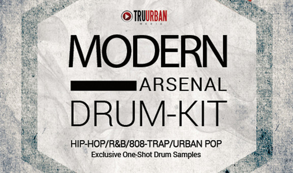 Tru-Urban The Modern Arsenal Drum Kit