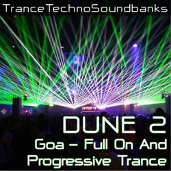 Dune 2 Goa - Full On and Progressive Trance