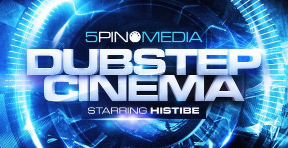 5Pin Media Dubstep Cinema