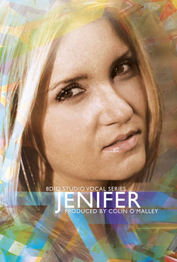 8Dio Studio Vocal Series: Jenifer