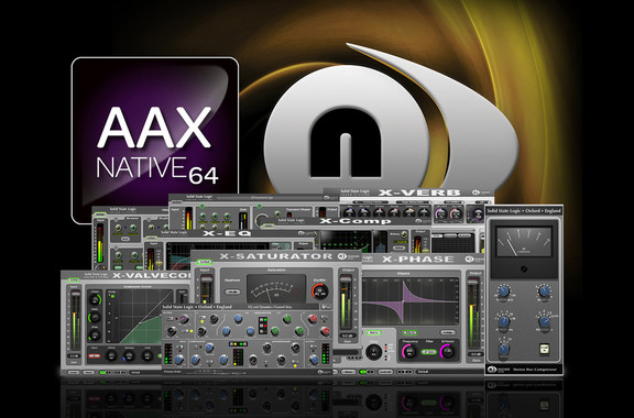 SSL Duende Native 64-bit AAX