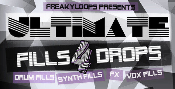 Freaky Loops Ultimate Fills & Drops 4
