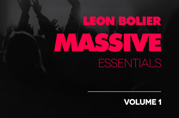 Leon Bolier Massive Essentials