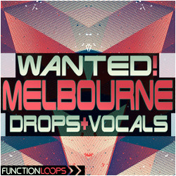 Wanted! Melbourne Drops & Vocals