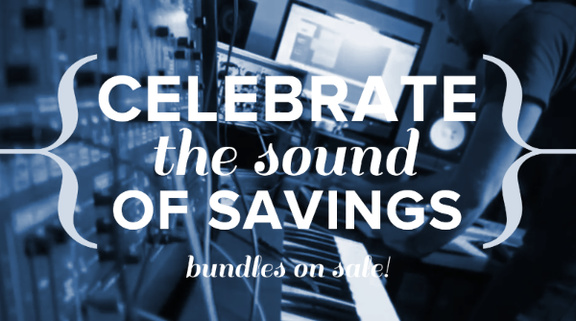 iZotope Bundle savings