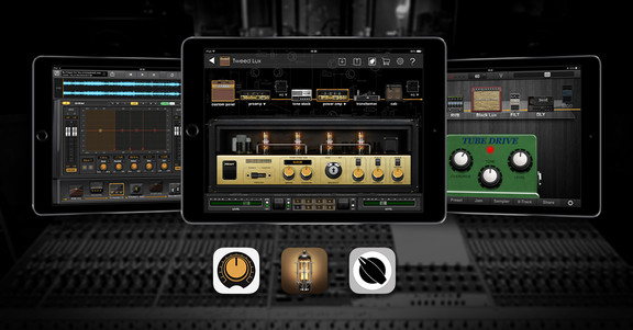 Positive Grid Guitar Production Bundle for iPad
