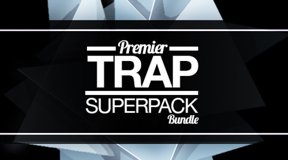 Premier Sound Bank Trap Superpack Bundle