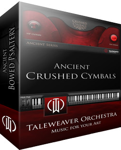 Taleweaver Ancient Crushed Cymbals