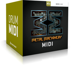 Toontrack Metal Machine MIDI