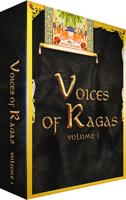 Crypto Cipher Voices of Ragas Vol 1