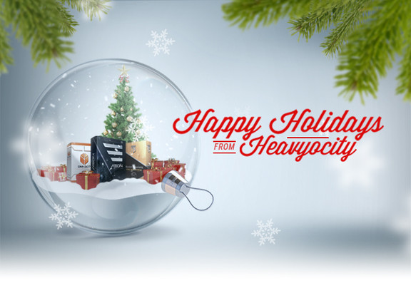 Heavyocity Holiday 2014
