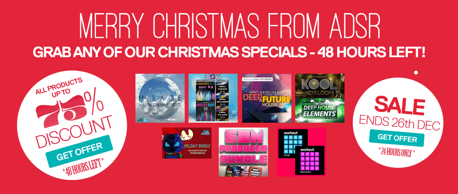 ADSR Sounds Christmas Specials