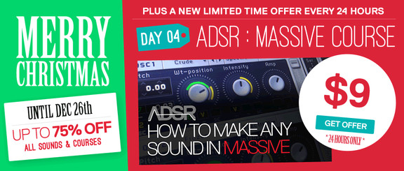 How To Make Any Sound In Massive