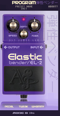 Aly James Lab Elastic Bender