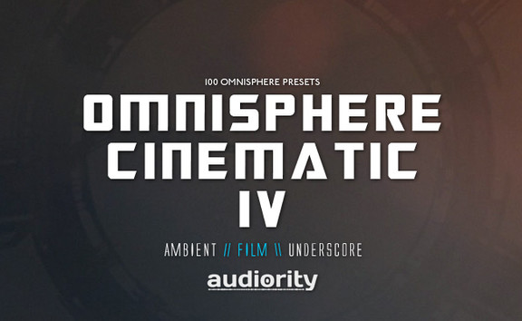 Audiority Omnisphere Cinematic IV