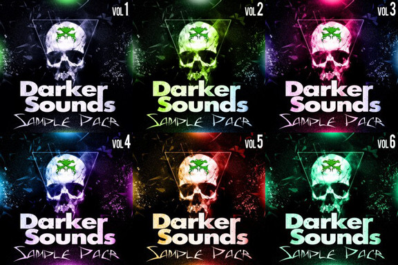 Darker Sounds sample packs