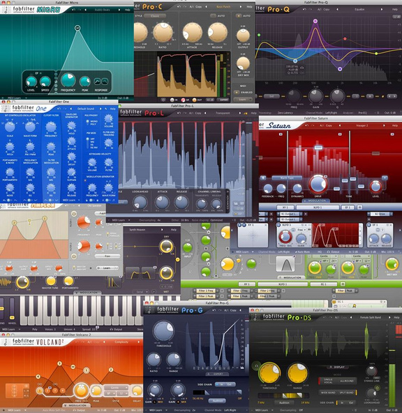 25% off fabfilter plugins at plugin boutique