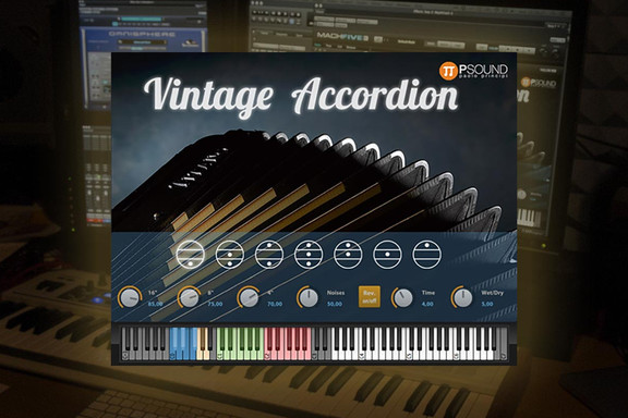 PSound Vintage Accordion
