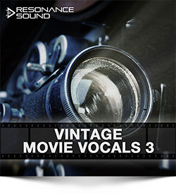 Resonance Sound Vintage Movie Vocals 3