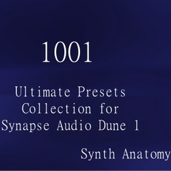 Synth Anatomy 1001 - Ultimate Collection for Dune 1
