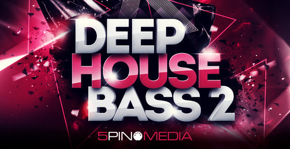 5Pin Media Deep House Bass 2