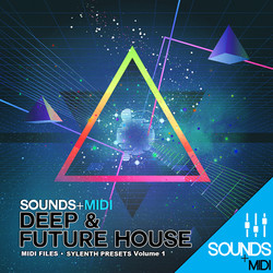 Sounds + MIDI Deep & Future House for Sylenth1
