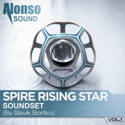 Alonso Spire Rising Star Soundset