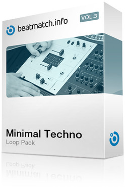 Beatmatch Minimal Techno: Loop Pack vol.3