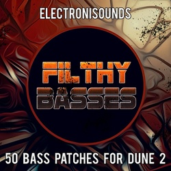 Electronisounds Filthy Basses