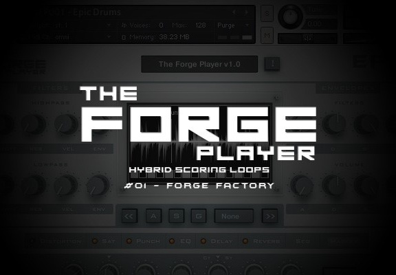 The Forge Player #01: Forge Factory