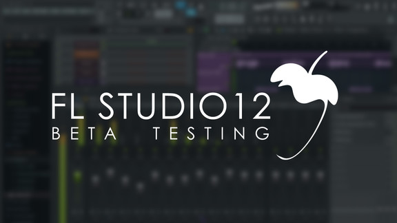 Image-Line FL Studio 12 beta