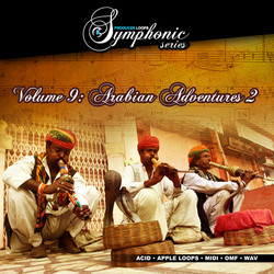 Symphonic Series Vol 9: Arabian Adventures Vol 2