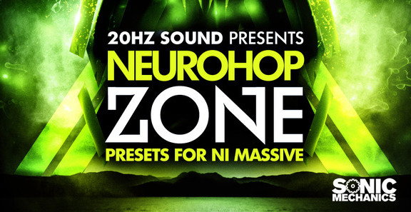 Sonic Mechanics Neurohop Zone