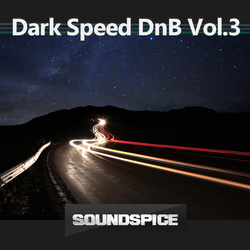 SoundSpice Dark Speed DnB Vol 3