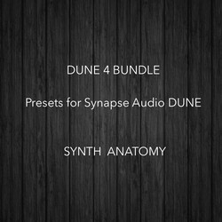 Synth Anatomy Dune 4 Bundle