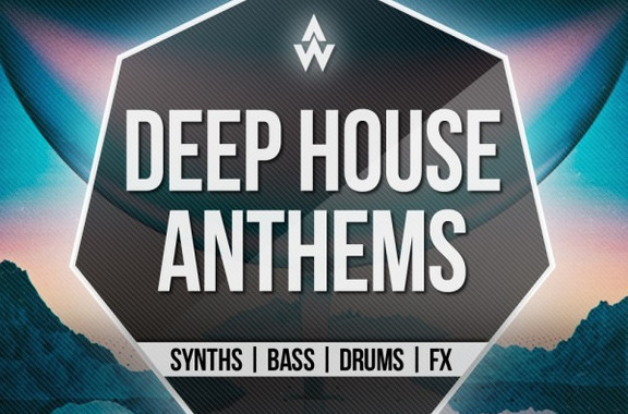 Alpha Waves Deep House Anthems