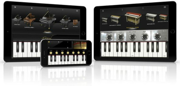 IK Multimedia iGrand Piano & iLectric Piano
