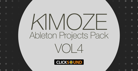 Kimoze - Ableton Projects Pack Vol. 4