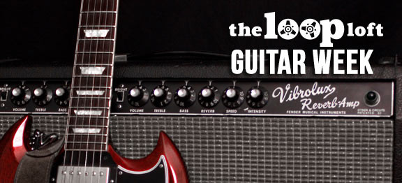 The Loop Loft Guitar Week Sale